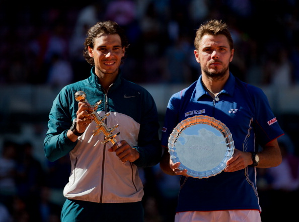 Last year's Madrid finalists Rafael Nadal and Stanislas Wawrinka could contribute to an interesting plot at this year's edition