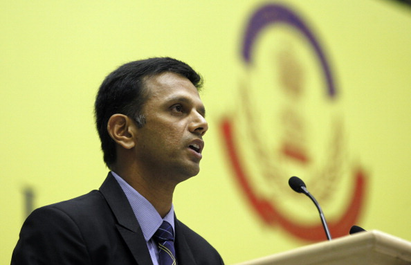 Rahul Dravid speaks on ethics and integrity