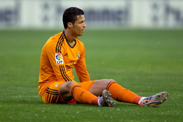 Cristiano Ronaldo may miss Champions League after suffering Hamstring injury