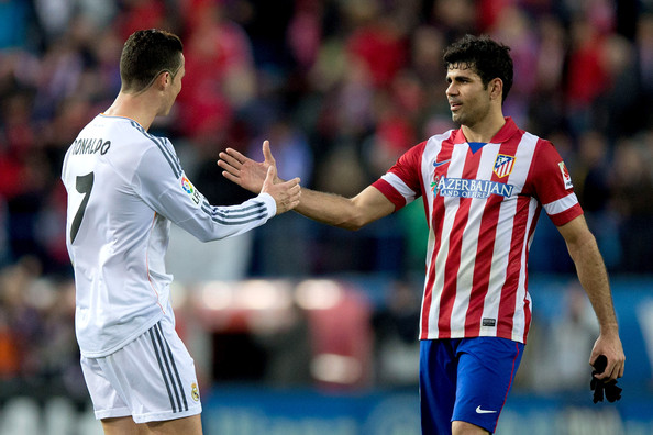 Ronaldo and Costa have been the key to Real and Atletico's success this season.