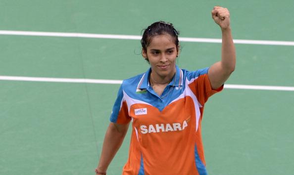 India's Saina Nehwal