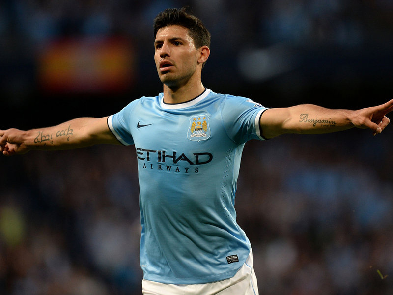 Sergio Aguero to return against West Ham