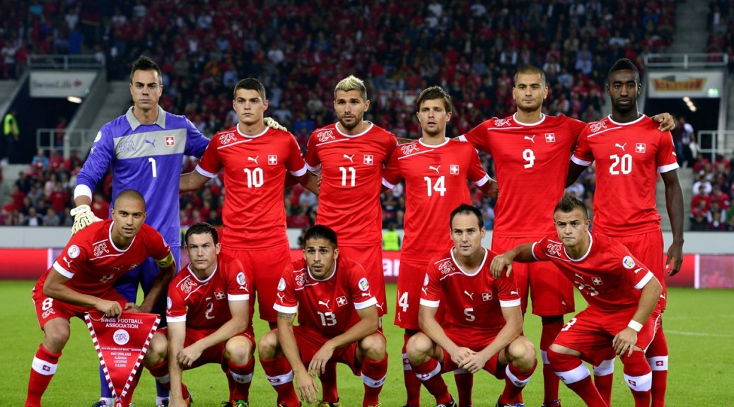 Switzerland squad for World Cup announced