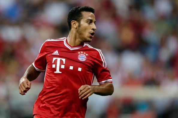 Bayern Munich star Thiago Alcantara to miss World Cup