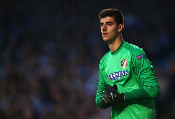 Thibaut Courtois waits for decision on his future