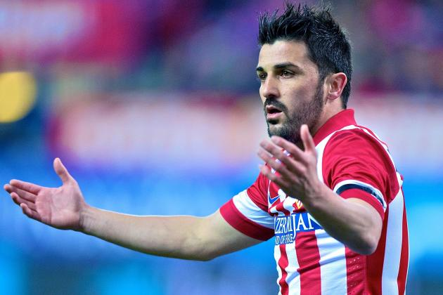 David Villa reportedly set to join New York City FC