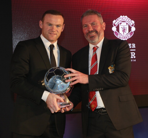 Manchester United Football Club Player Of The Year Awards