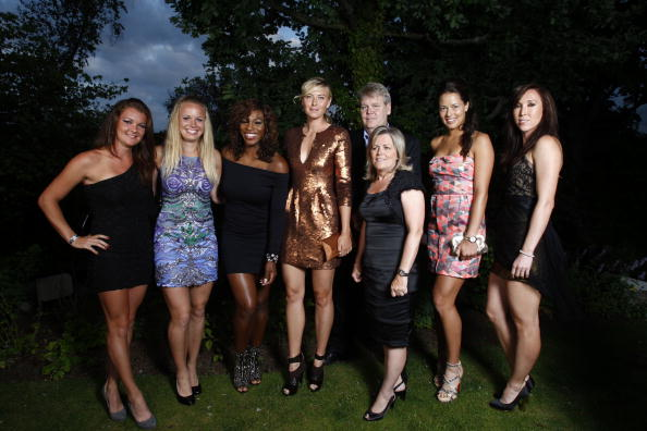 The ladies are all set for the 2014 French Open