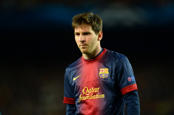 #10 Lionel Messi  On Realizing Dreams. U201c