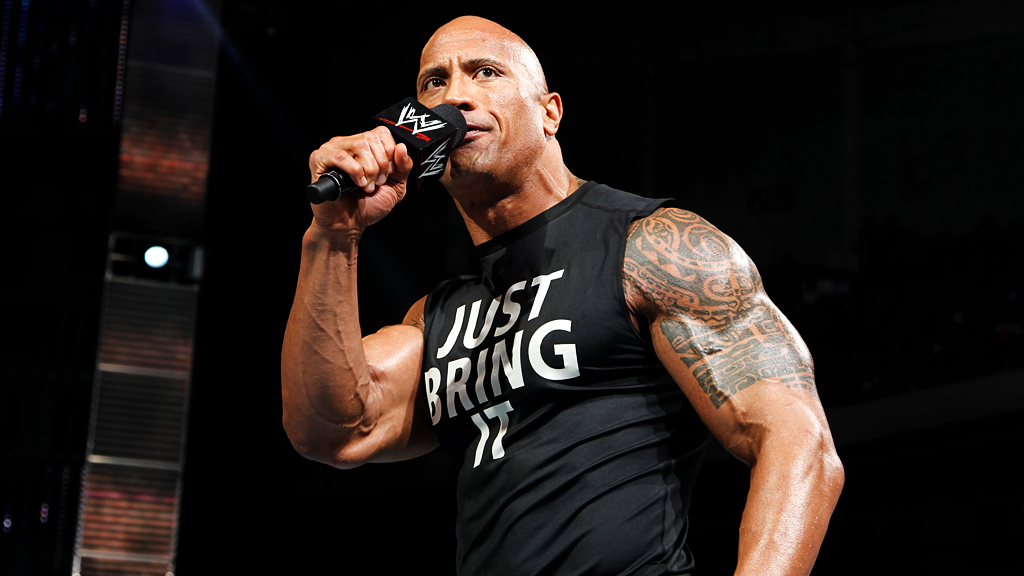 Images Of The Rock Wwe: WWE: The Rock Speaks About His Possible Return To The Ring