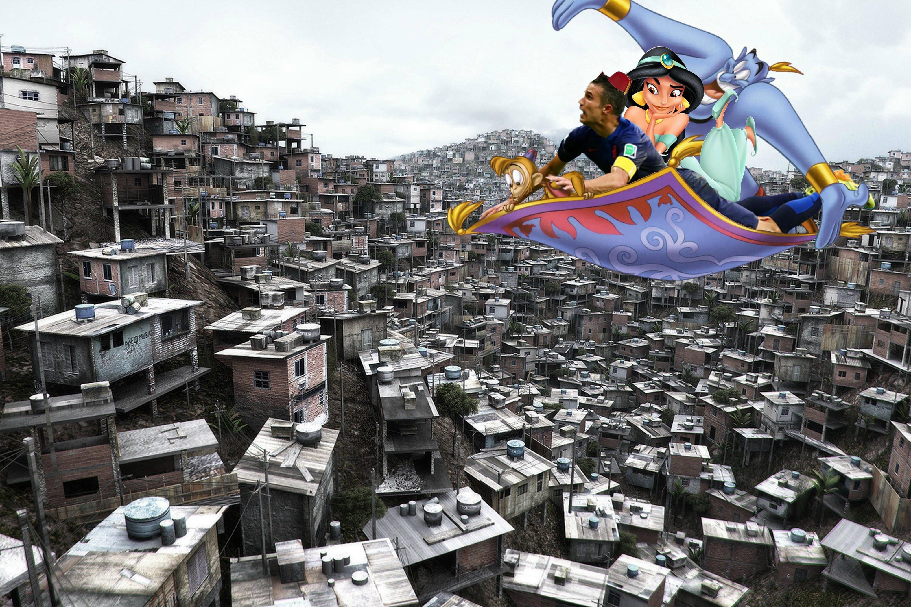 Aladdin van Persie