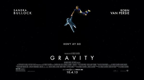 Van Persie in Gravity