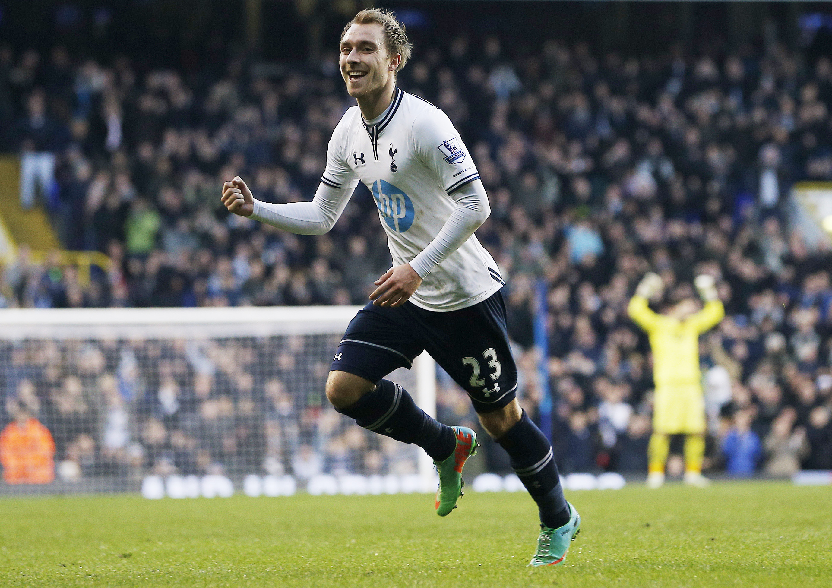 Spurs Christian Eriksen I m not ready to be pared to