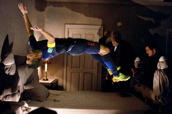 The Exorcism of Robin van Persie