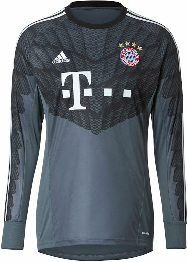 check out e9073 89097 Bayern Munich's new kits for 2014-15 season released