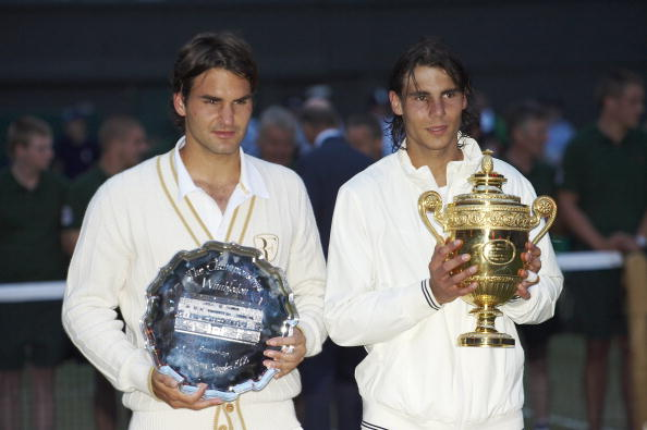 Image result for 2008 wimbledon men's final