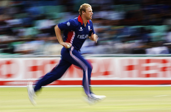 10 wickets taken by Andrew Flintoff of England is the highest number of wickets taken by a player at this ground.