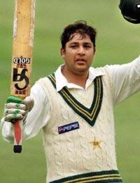 best innings of Inzamam-Ul-Haq