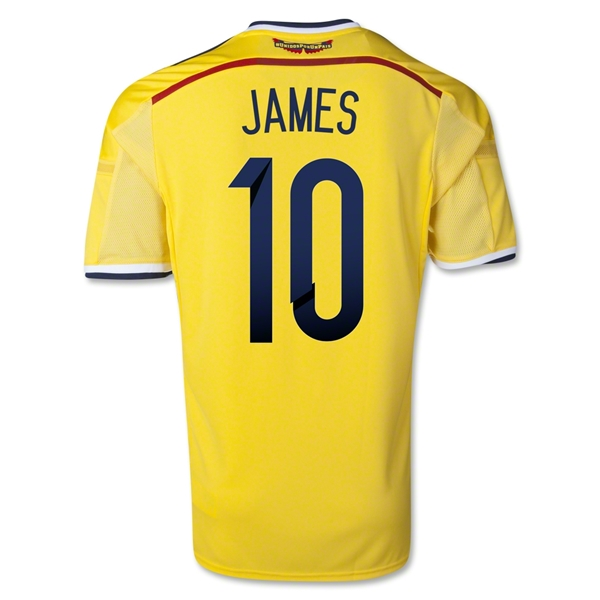 new product a0b5b 7f65a Page 9 - 10 things you need to know about Colombia's James ...