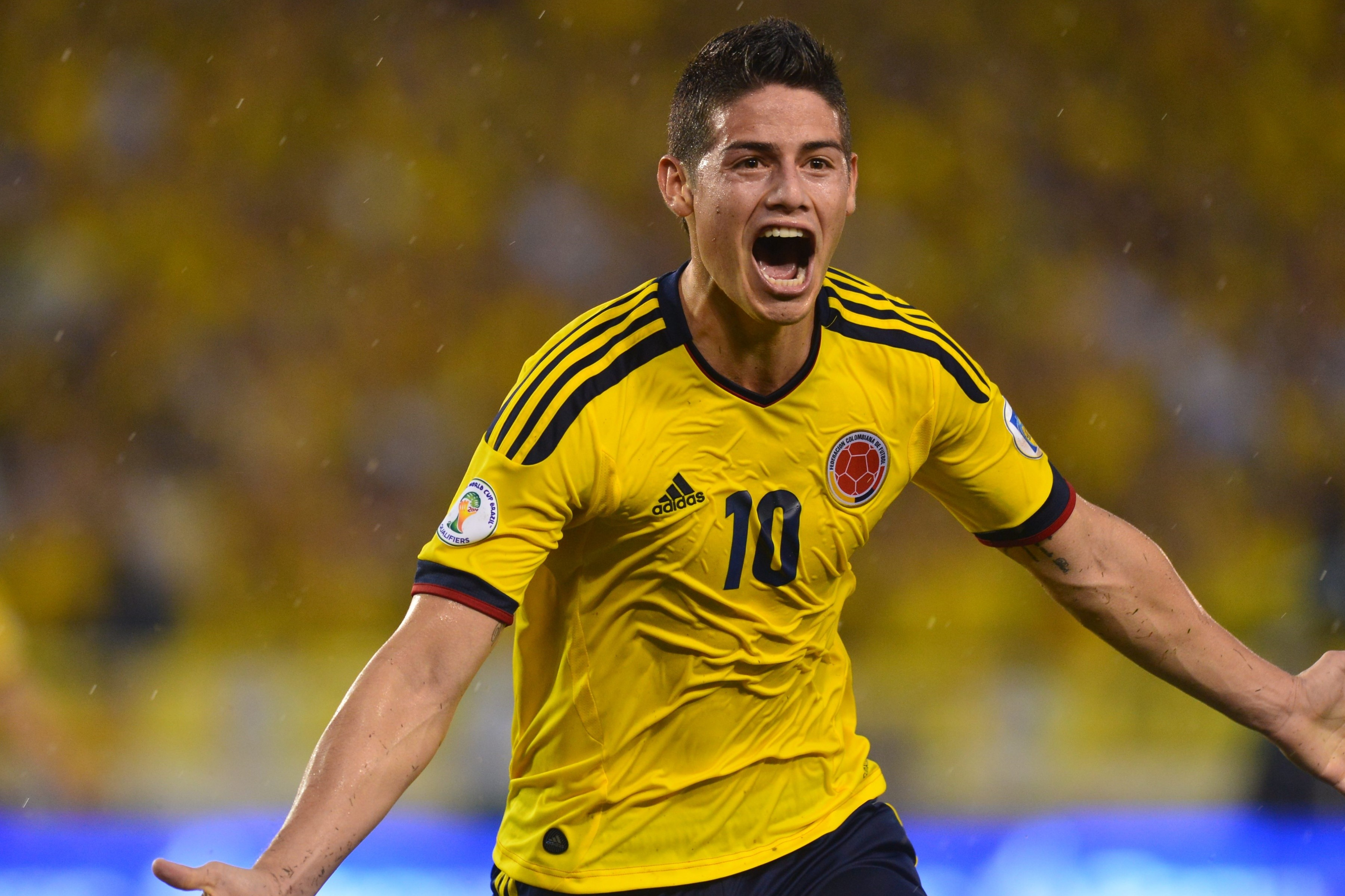 quality design b03e8 2c79b Manchester United were offered Colombia's James Rodriguez ...