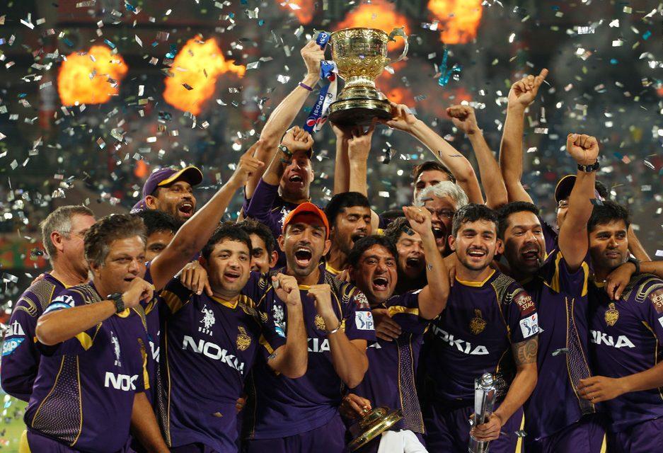 Kolkata Knight Riders: Champions of IPL 2014