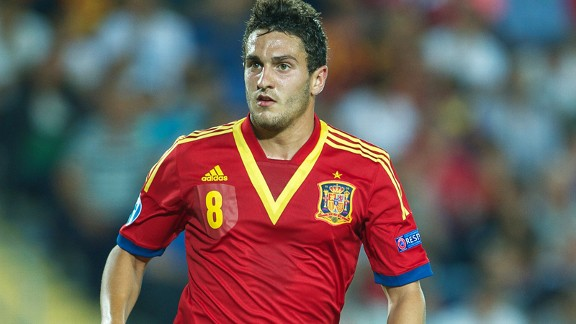 Five players who will carry forward the Spanish leagacy - Slide 1 of 5:Koke