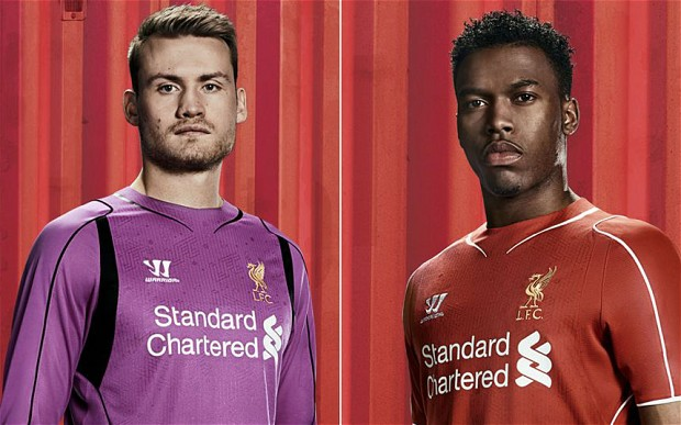 f0e007846ca Liverpool s new kits for 2014-15 season released