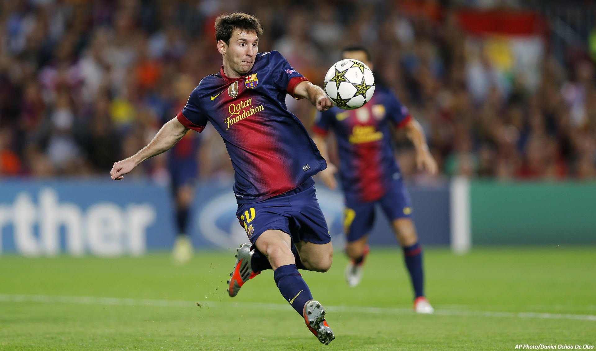 15 Major Achievements Of Lionel Messi