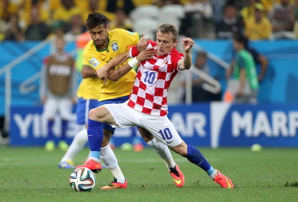 486c7c0e942 Luka Modric an injury doubt for Croatia