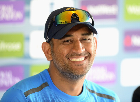 if i were ms dhoni for a day