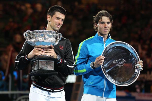best nadal and djokovic matches