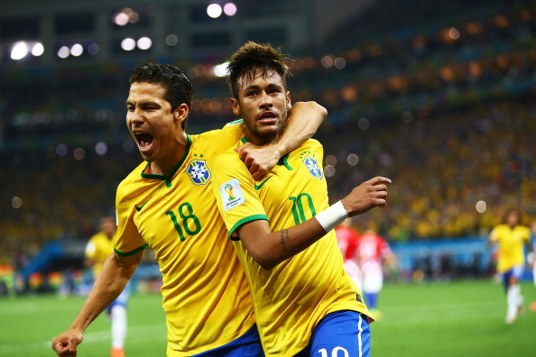 Oscar Brazil 2014 World Cup FIFA World Cup 2014: G...