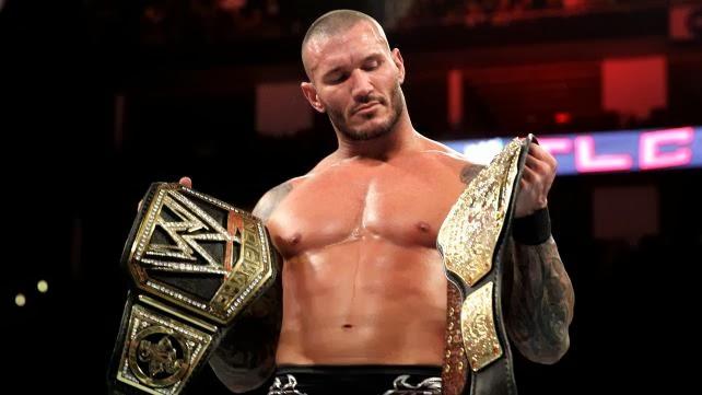 Rumour: Randy Orton to win WWE - 37.0KB