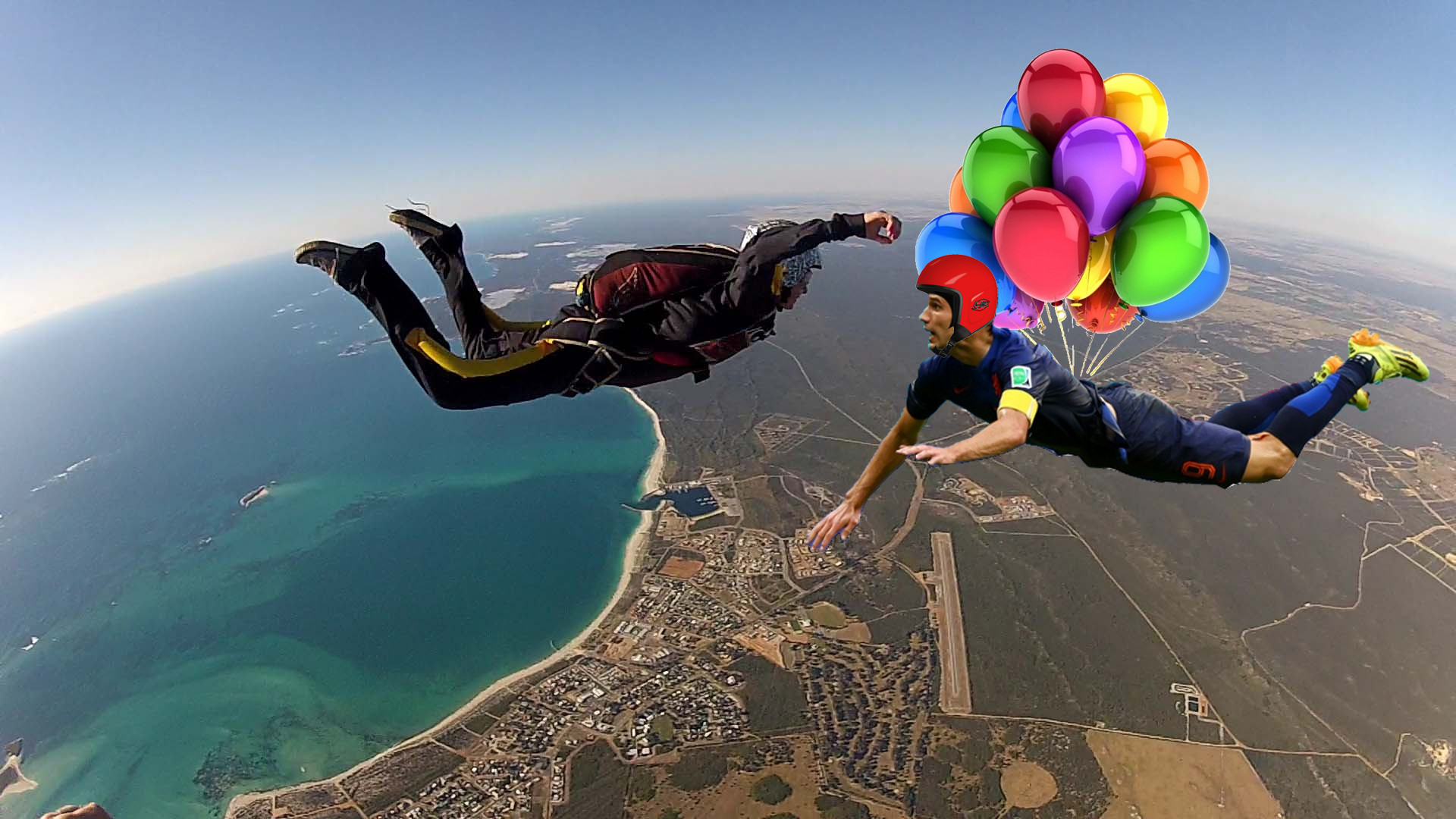 The Balloon Guy