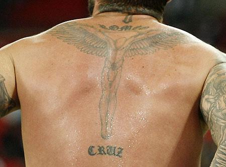 david beckham tattoo