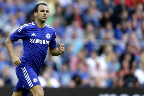 Highlights: Cesc Fabregas Scores With Free Kick As Chelsea