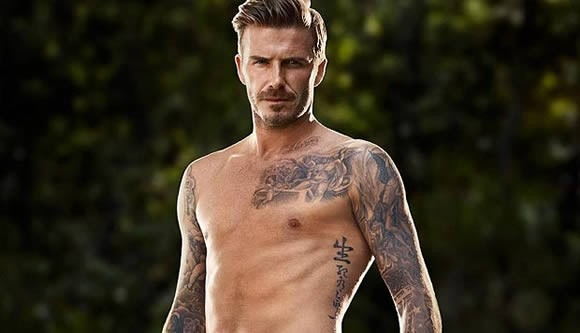 19 David Beckham Tattoos And Their Significance