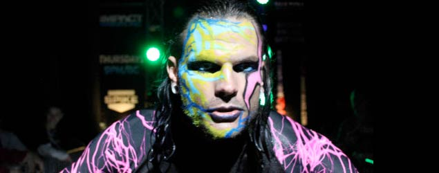 Jeff Hardy Talks About Future Of TNA On Spike TV, Sting In WWE