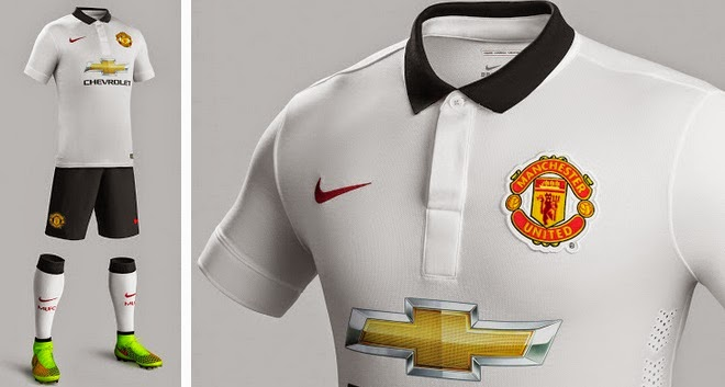 Manchester United 2014-15 official kit now available in India ebc3c0200
