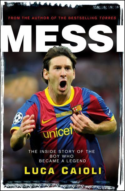 Best Books On Lionel Messi