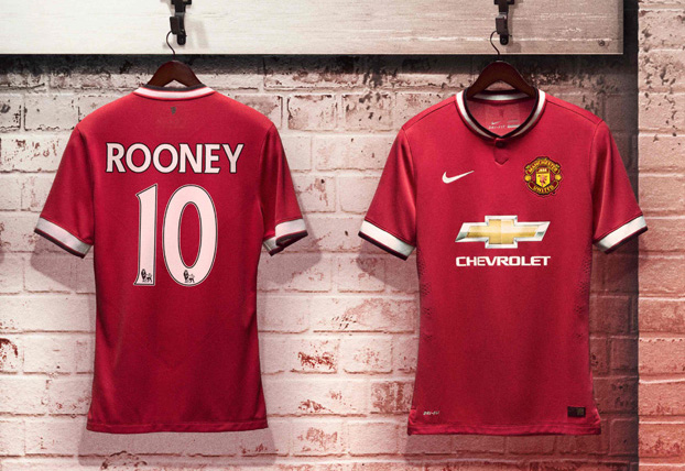 c05de1af7db Manchester United 2014-15 official kit now available in India