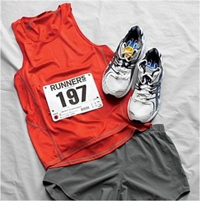 Runners bib