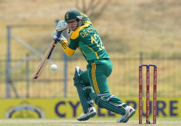 Quinton De Kock Becomes Youngest And Quickest Batsman To