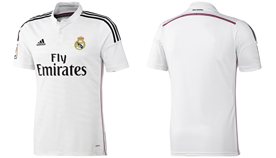 1789fa9d5 Real Madrid 2014-15 official kit now available in India