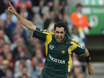 Umar Gul's debut in International Cricket