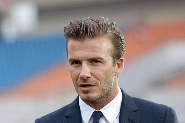 david beckham net worth