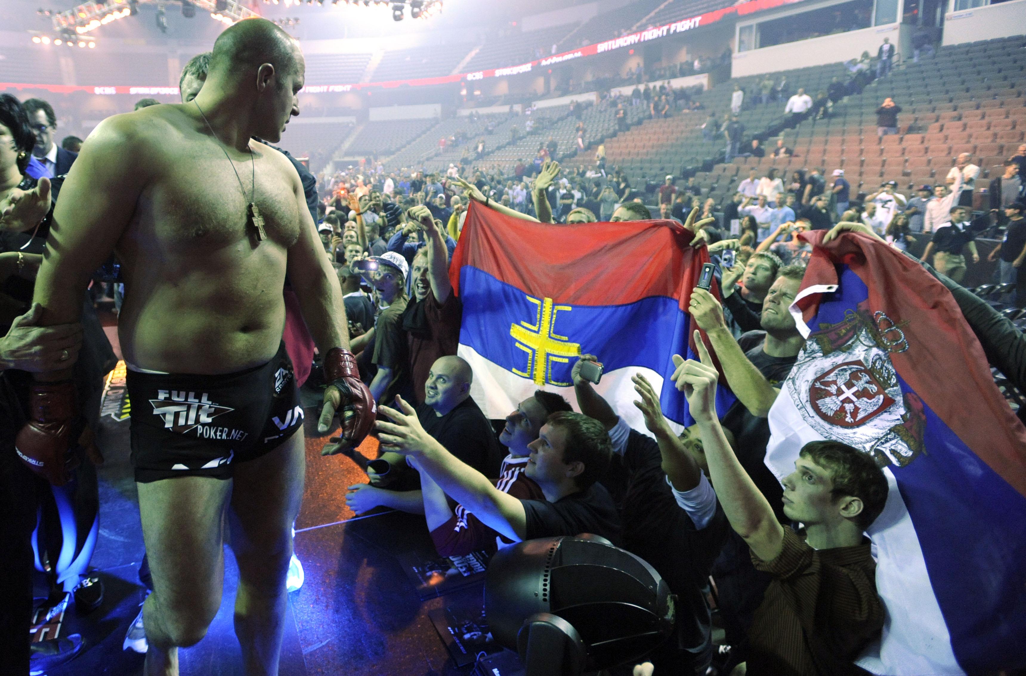 Best Russian MMA Fighters