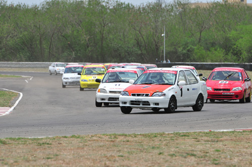 Mmsc Fmsci National Racing Championship Double Bonanza For Race