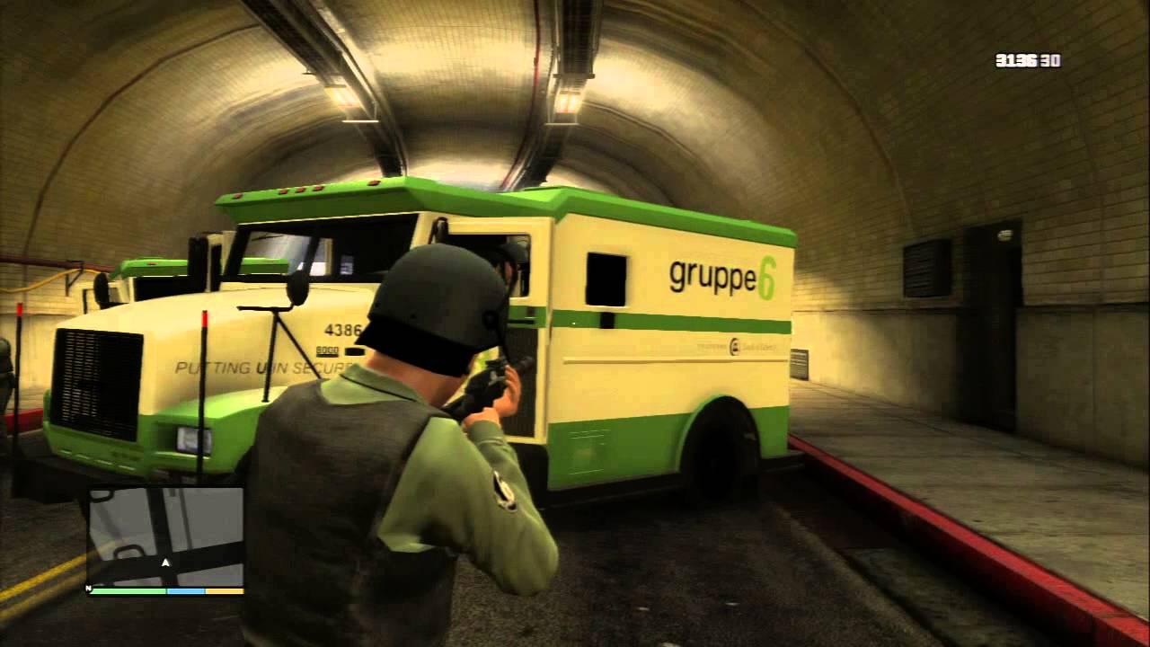 5 Best GTA V missions