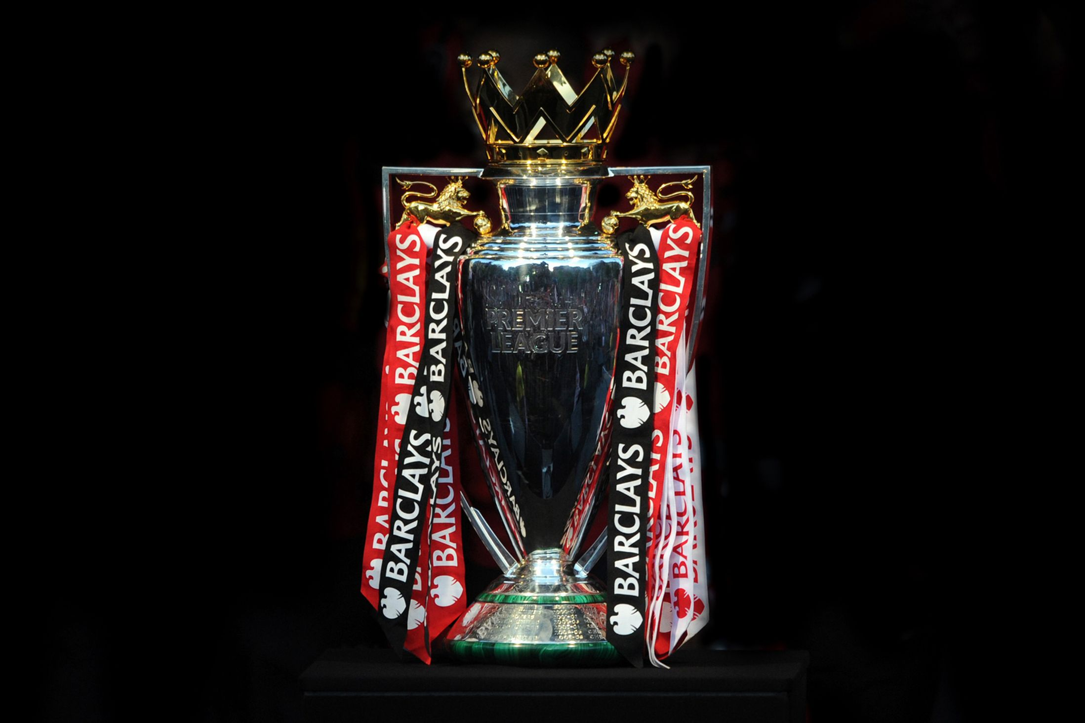 Image result wey dey for english premier league trophy
